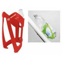 SKS Флягодержатель TopCage, пластик, вес 53г, подходит для стандартных пластиковых бутылок, красный