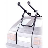 Peruzzo Автобагажник на заднюю дверь NEW CRUISER, сталь, труба D:25 мм, для 3 в-дов весом до 15кг, фиксация велосипеда: за верхнюю трубу рамы (max D:60 мм), цвет: чёрный, упаковка-термоплёнка
