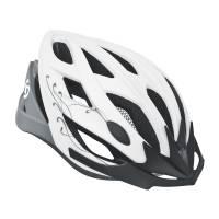Шлем DIVA белый/матов.серый, M/L (58-61cm)