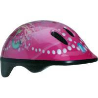 BELLELLI Шлем детский розовый с русалками, M (52-57cm)