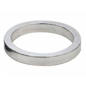 """MR.CONTROL Кольцо проставочное 1-1/8""""х2мм серебристое"""