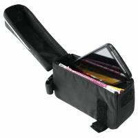 SKS Сумка на раму передняя Energy Bag, обьём: 0,5 л, крепление с помощью ремешка, чёрная