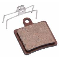 BARADINE Колодки для диск. торм. DS-20 органические (HOPE MINI), блистер
