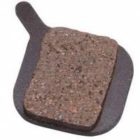 BARADINE Колодки для диск. торм. DS-03 органические (CANNONDALE CODA CALIPER), блистер