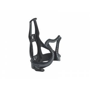 Флягодержатель BALLISTIC чёрный, боковой, для узких рам, нейлон