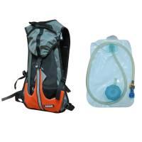 Рюкзак G36, влагостойкий полиэстер 600D, 47х28,6х8,9см, 3,5л с резервуаром для воды 2л