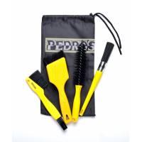 Набор щеток для мойки велосипеда Pedros Pro Brush Kit