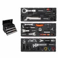 SUPER B (Premium) TB-98755 Набор инструментов профессиональный 49 предметов, в кейсе