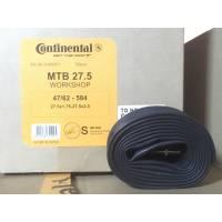 Continental Камера MTB 27.5-shop, 47-584-> 62-584, S42, без уп.
