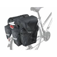 Сумка на багажник ADVENTURE 40, объем: 40л, цвет черный