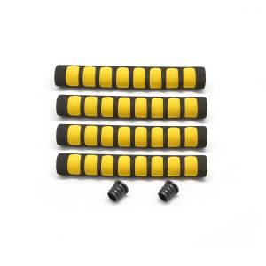 Грипсы HL-GR16 неопреновые D:20мм, длина 220мм