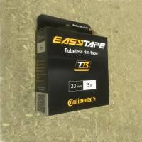 Ободная лента Continental Easy Tape Tubeless 5м, 23мм