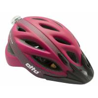 Etto Шлем City Safe, красный, L/XL (57-60см)