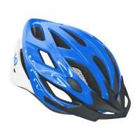 Шлем DIVA синий/белый, M/L (58-61cm)