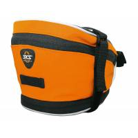 SKS Сумка под седло Base Bag XXL, обьём: 1,8 л, крепление с помощью ремешка, оранжевая