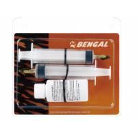 BENGAL Комплект для заправки гидролинии M5/M6/M7/шланг (шприцы + торм. жидкость на минеральной основе). GIANT/SHIMANO/TEKTRO