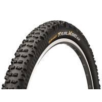 Continental Покрышка Trail King 2.2 27.5 x 2.2, чёрный/чёрный Skinwall, складная, технологии: Performance, PureGrip
