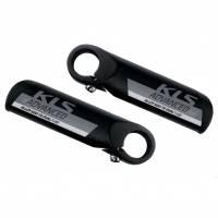Рога KLS ADVANCED, 110мм, цельные, AL 6061-T6, матовые чёрные