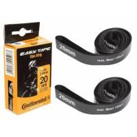 Continental ободная лента Easy Tape Rim Strip (до 116 PSI), чёрная, 20 - 559, 2шт.