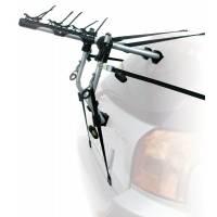 Peruzzo Автобагажник на заднюю дверь VERONA сталь труба D:30 мм, для 3 в-дов., фиксация велосипеда: за верхнюю трубу рамы max D: 60 мм, серый, упак.-термоплёнка