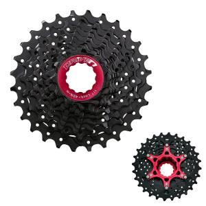 Кассета Sun Race RX 10ск.,11-25T, чёрная