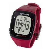 Часы спортивные SIGMA SPORT iD.RUN HR: скорость и расстояние (на основе GPS), индикатор расстояния, счётчик кругов, месячная статистика, личные достижения, отслеживание активности; пульс текущий/средний/максимальный, пульс на круг средний/максимальный, зо