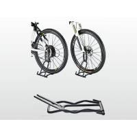 Стойка UL-304S для велосипеда универсальная складная (заднее, переднее колесо)