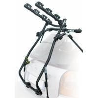 Peruzzo Автобагажник на заднюю дверь MILANO, сталь, труба D:25 мм, для 3 в-дов весом до 15кг, верхняя труба рамы max D:60 мм, цвет: чёрный, упаковка-термоплёнка