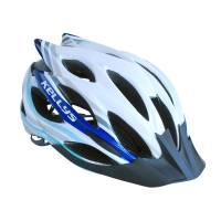 шлем DYNAMIC бело-синий S/M (54-58cm)