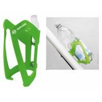 SKS Флягодержатель TopCage, пластик, вес 53г, подходит для стандартных пластиковых бутылок, зелёный