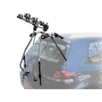 Peruzzo Автобагажник на заднюю дверь MILANO, сталь, труба D:30 мм, для 3 в-дов весом до 15кг, верхняя труба рамы max D:60 мм, цвет: серый, упаковка-термоплёнка