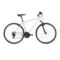 "KELLYS CLIFF 10 WHITE, кроссовый велосипед, колёса 28"", рама: Al 6061 21"", 21 скор."