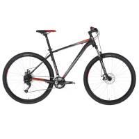 "KELLYS Spider 10 Black, МТВ велосипед, колёса 29"", рама: AI 6061 530мм, 24 скор."