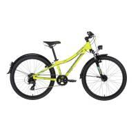 "KELLYS Kiter 70, подростковый велосипед, колёса 24"", рама алюминиевая 11"", 7 скор."