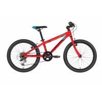 "KELLYS Lumi 30 Red (20""), детский велосипед, колёса 20"", рама: Alum. alloy, 6 скор."
