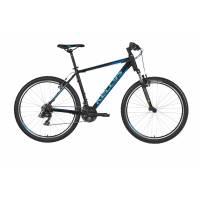 "KELLYS Madman 10 Black Blue 26"" XS МТВ велосипед, колёса 26"", рама: Al 6061, 21 скор."