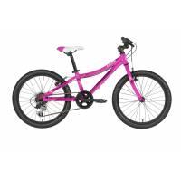 "KELLYS Lumi 30 Pink (20""), детский велосипед, колёса 20"", рама: Alum. alloy, 6 скор."