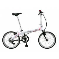 """DAHON Vybe D7 Frost, велосипед складной, колёса 20"""", крылья, багажник, насос, 7 скор."""