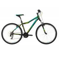 "KELLYS VANITY 10 BLACK, MTB женский велосипед, колёса 26"", рама Al 6061, 15"", 21 скор."