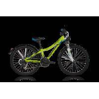"KELLYS KITER 70, подростковый велосипед, колёса 24"", рама: Alum. alloy, 21 скор."