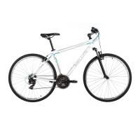 "KELLYS CLIFF 10 WHITE, кроссовый велосипед, колёса 28"", рама: Al 6061 17"", 21 скор."