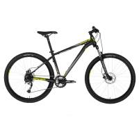 "KELLYS Spider 30 Black, МТВ велосипед, колёса 27,5"", рама: AI 6061 375мм, 24 скор."
