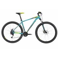"KELLYS Spider 10 Turquoise 29"" M, МТВ велосипед, колёса 29"", рама: AI 6061 480мм, 24 скор."