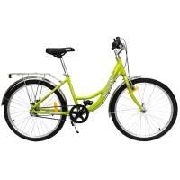 """GRAVITY VICTORIA, подросковый велосипед, колёса 24"""", рама: Al 15,5"""", 3 скор."""