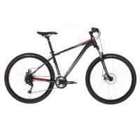 "KELLYS Spider 10 Black, МТВ велосипед, колёса 27,5"", рама: AI 6061 475мм, 24 скор."