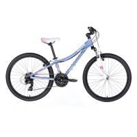 "KELLYS Kiter 50 Grey, подростковый велосипед, колёса 24"", рама алюминиевая 11"", 21 скор."
