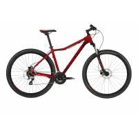 "KELLYS Vanity 50 29"" M, MTB женский велосипед, колёса 29"", рама:AI 6061, 24 скор."