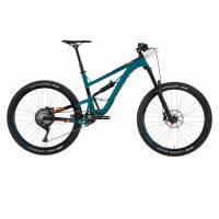 "KELLYS Swag 30 L, велосипед МТВ, двухподвес, колёса 27,5"", рама: Al 7005 21"", 11 скор."