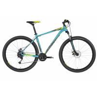 """KELLYS Spider 10 Turquoise 29"""" S, МТВ велосипед, колёса 29"""", рама: AI 6061 430мм, 24 скор."""