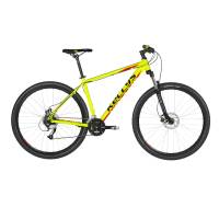 "KELLYS Madman 50 Neon Lime 29"" M, МТВ велосипед, колёса 29"", рама: Al 6061, 24 скор."